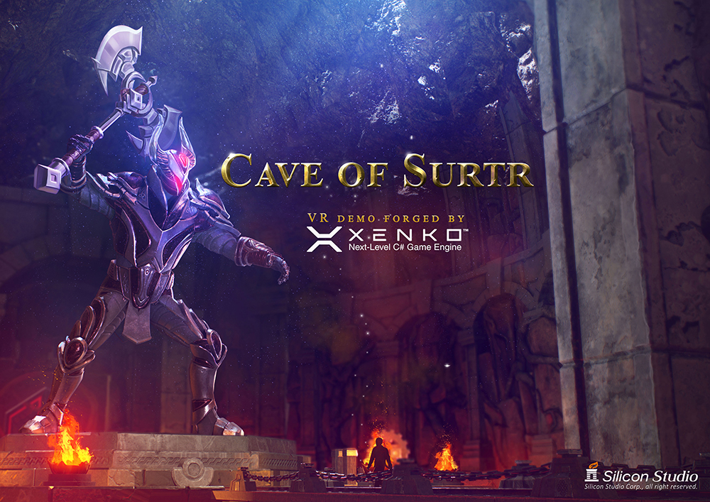 Cave of Surtr Poster