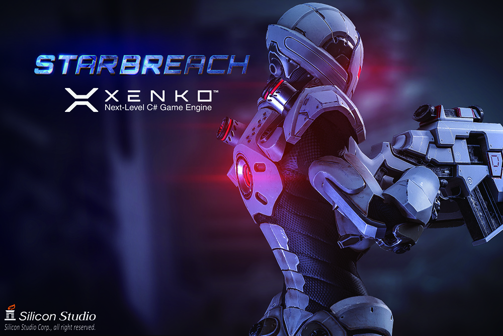 Starbreach Poster